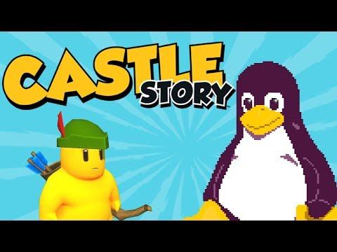 Castle Story | Linux Review