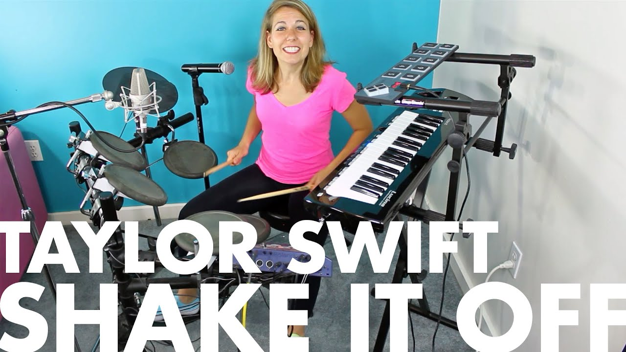 Taylor Swift Shake It Off One Gal Band Cover