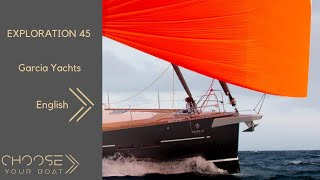 Garcia Exploration 45 by Garcia Yachting Guided Tour Video (in English)