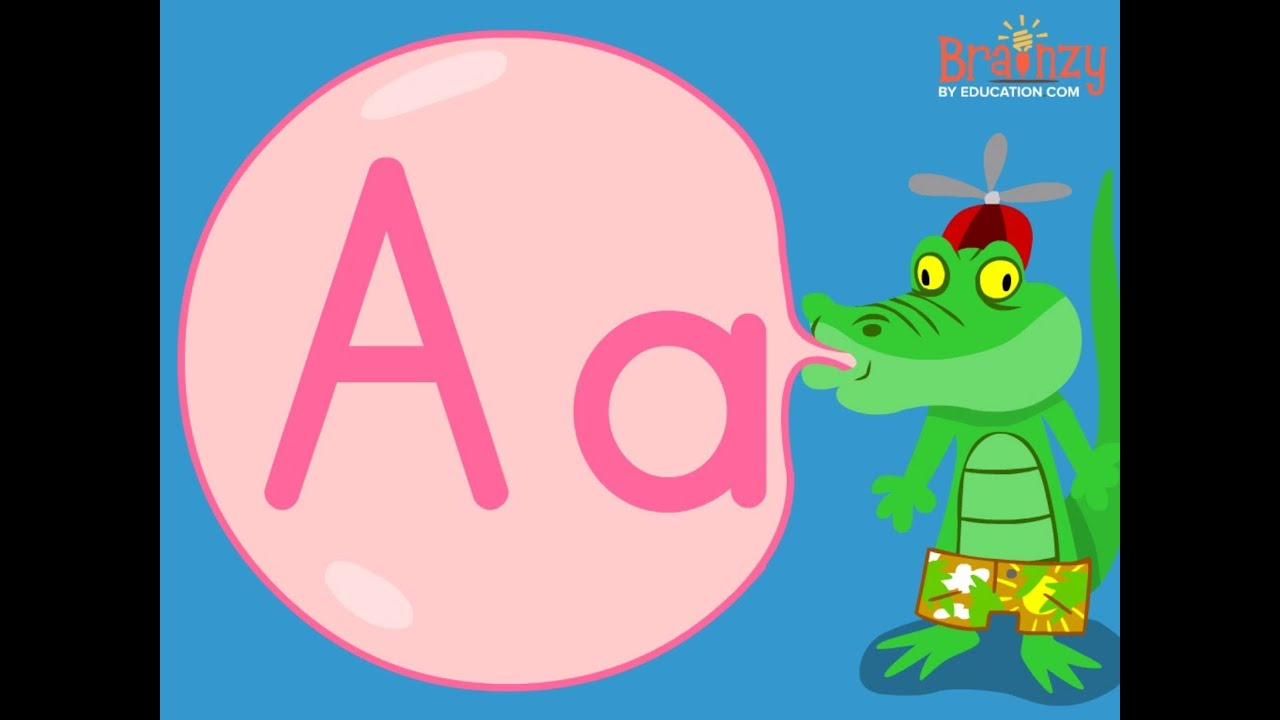 Animal Alphabet Abc Song - Year of Clean Water