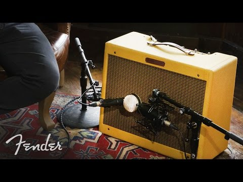 Patrick Sweany and Laur Joamets Demo the Fender '57 Custom Deluxe Amp | Fender