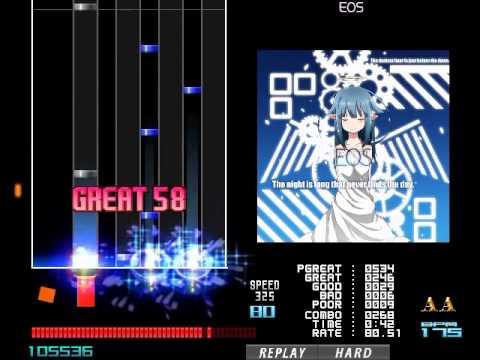 EOS ☆10 HARD CLEAR
