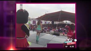 Gente Regia - ¡Presentación de Lore en Hidalgo!
