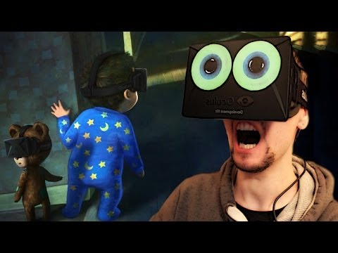 BABY GOT BACK | Among The Sleep with the Oculus Rift