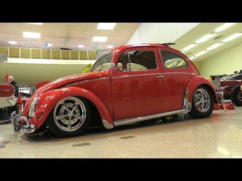 1957 VW Oval Window Ragtop on Street Rodding American Style