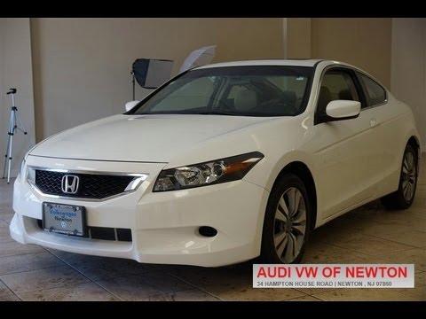 2008 Honda Accord Coupe EX  YouTube