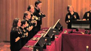 "St. Olaf Handbell Choir - ""Scottish Festival Dance"""