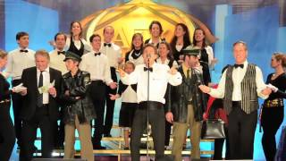 MONEY ❤ Give it back! ❤ The Sasek Family ❤ Gebt es zurück 9.AZK eurovision song contest changers