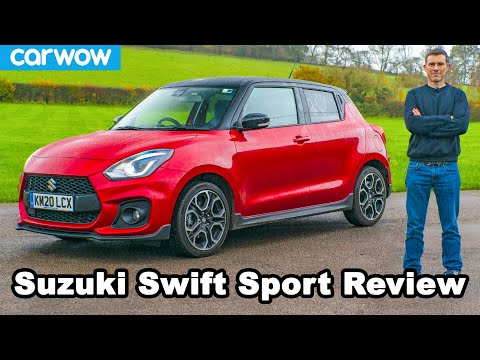 Suzuki Swift Sport review - a budget Toyota GR Yaris? - Видео онлайн