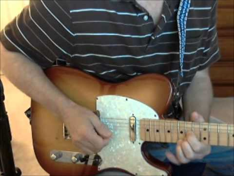 Guitar Lesson- Tonight the Bottle Let Me Down-Haggard -Intro