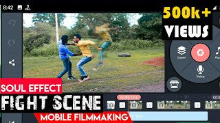 Atma Wali Video Editing  | Soul Video | Creative Fight Scene With Kinemaster  || Editing Ki Dukan screenshot 5