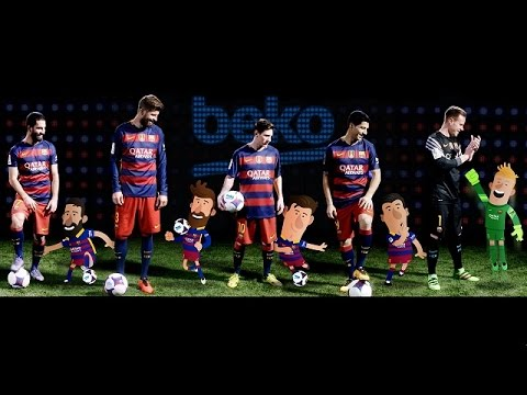 Beko and FC Barcelona: Time to play
