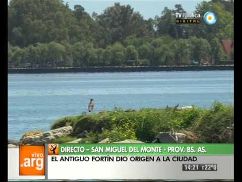 Vivo en Argentina - Buenos Aires - San Miguel del monte - Fortín - 02-01-13