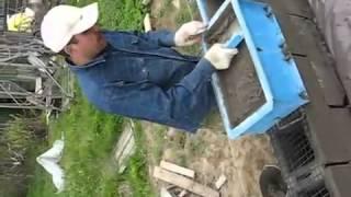 Строим дом из блоков