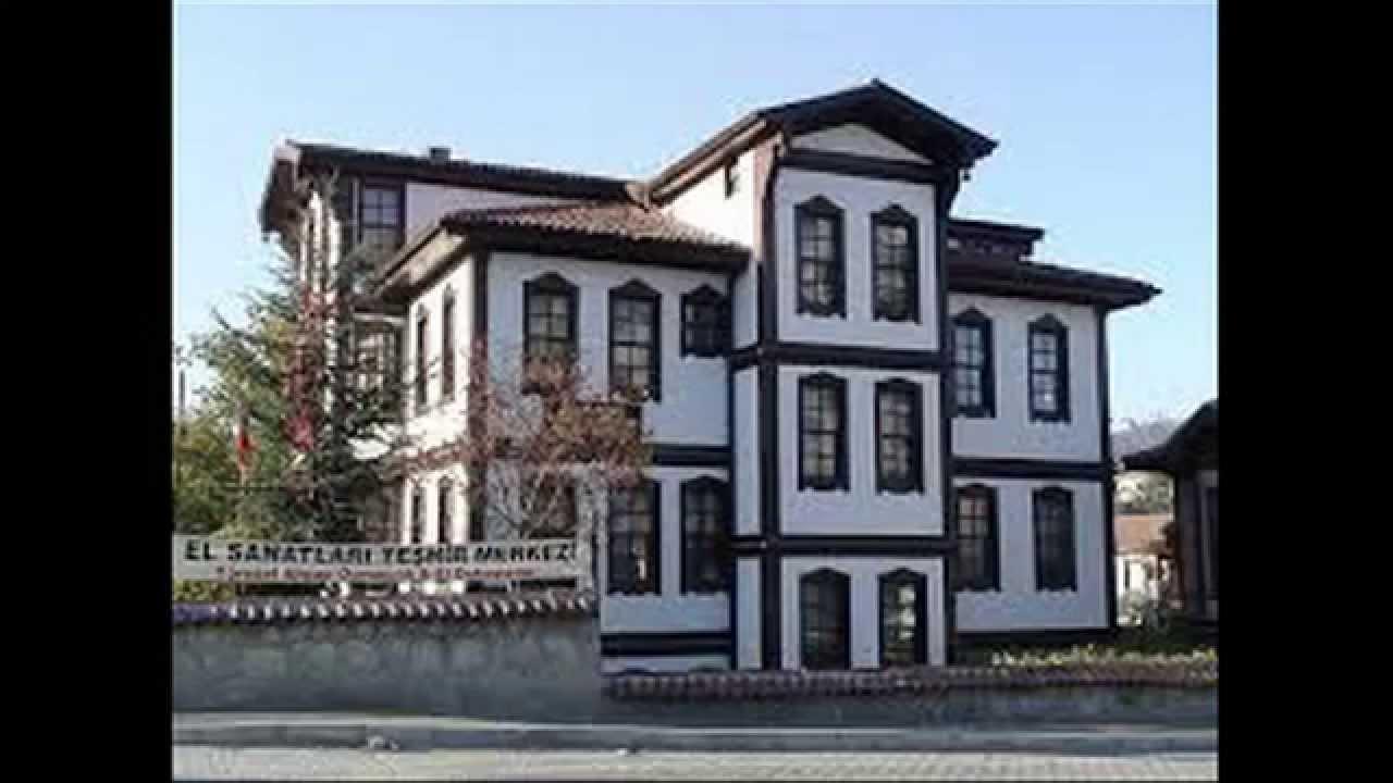 Türk Mimari Yapısı Seçmelerinden. - YouTube