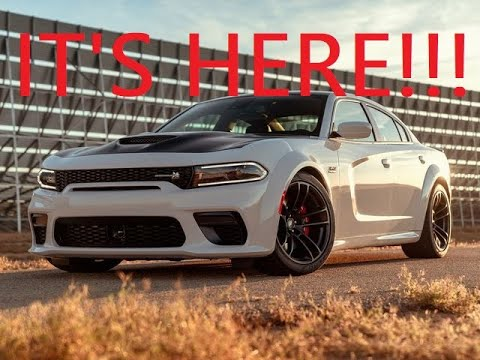 Ordering A 2020 Dodge Charger Hellcat Widebody!!!