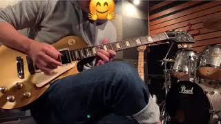 LACCO TOWER/傷年傷女 ギターソロ