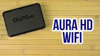 Розпакування Aura HD WiFi з акційною підпискою OLL.TV