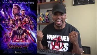 Avengers: Endgame (Non-Spoiler) MOVIE REVIEW!!!
