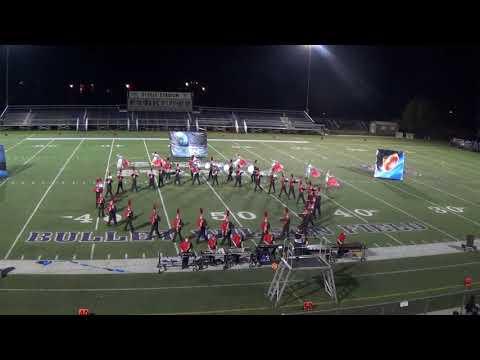 Hancock County Band Regional Performance 2017