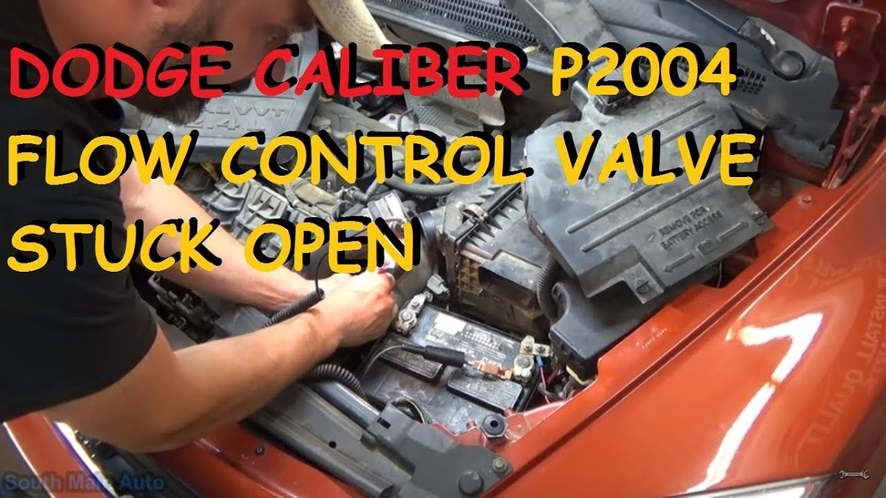 how to fix intake manifold runner control stuck open