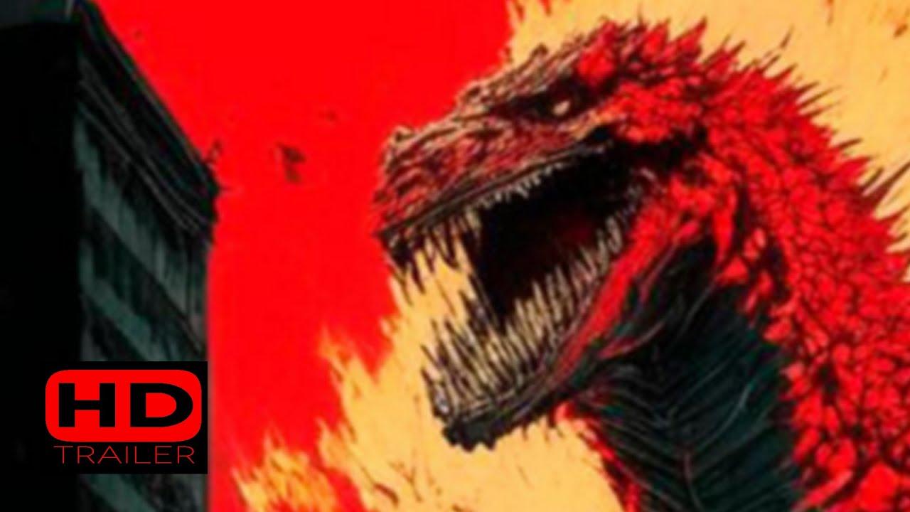 Бодзилла. Трейлер / Bodzilla. Trailer (2018) Kaiju movie