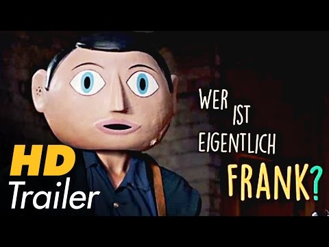 Frank - Trailer Deutsch I German HD (2015)