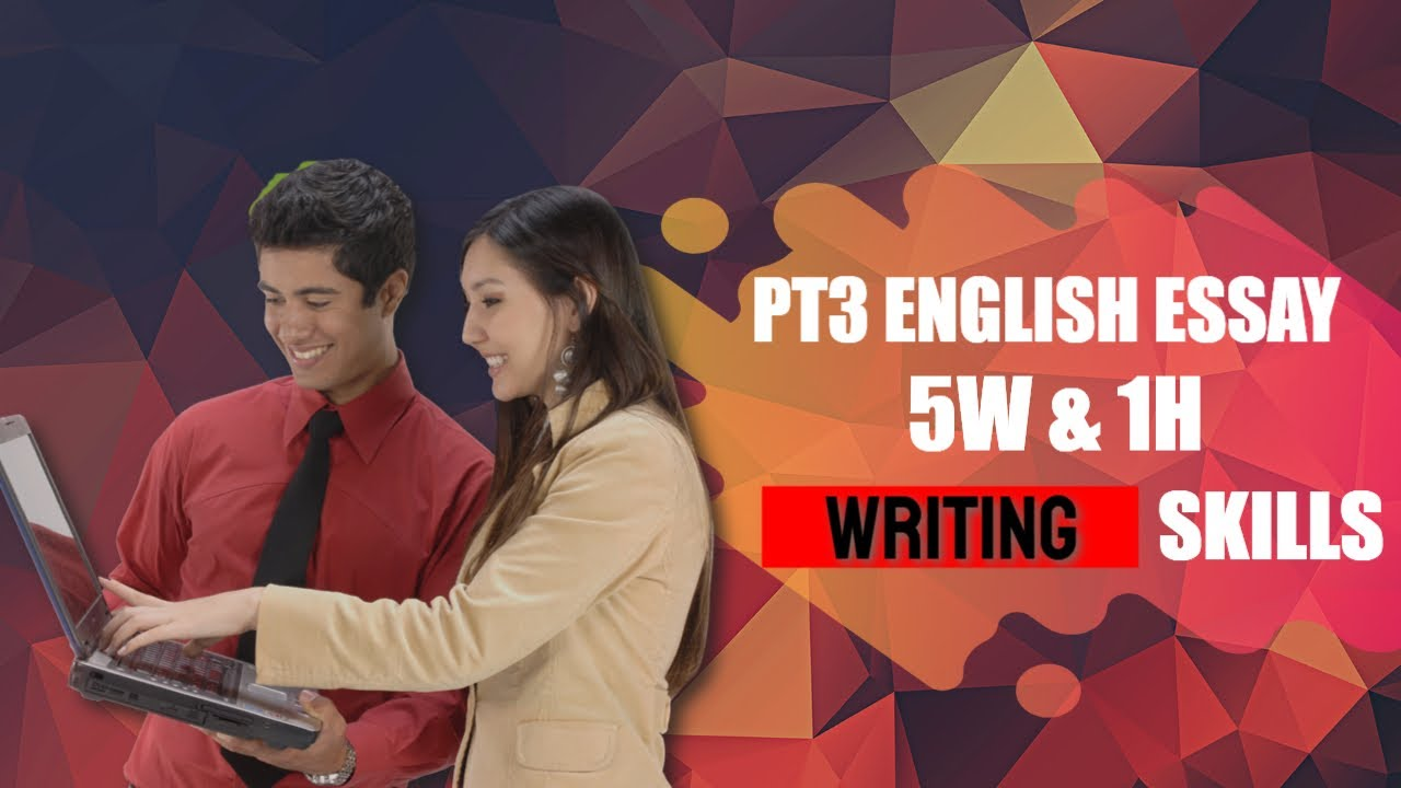 Pt English Essay Writing  Youtube Pt English Essay Writing