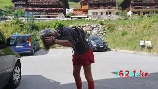 Killa Camilla and Will run the swiss alps 100km