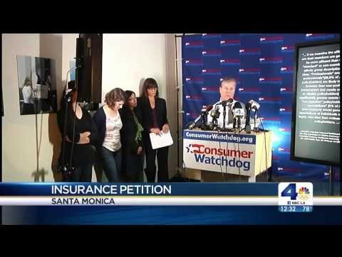 KNBC Los Angeles - How Affinity Groups effect the price you pay for car insurance