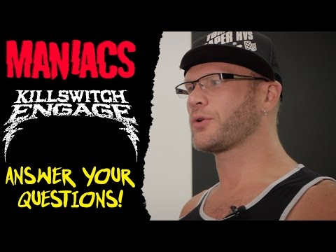 Killswitch Engage: Jesse & Adam D Answer Your Questions Pt. 2