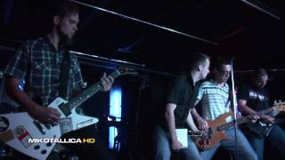 MIKOTALLICA - King Nothing/Wasting My Hate (live 03.10.2010)
