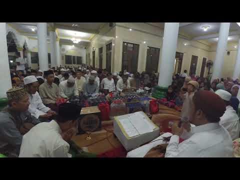 Pembacaan Sholawat Burdah Bersama Al Ustadz Muhammad Farid Ali