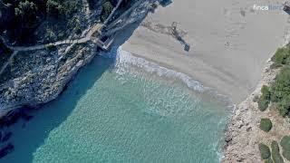 Strand Cala Domingos Petit, Mallorca