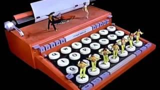 The Typewriter Tip Tip Tip