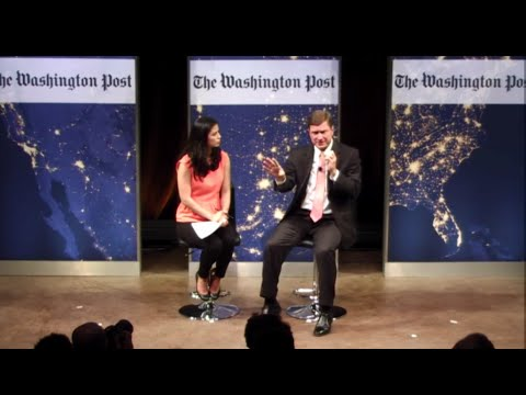 At Washington Post event, Fanning affirms innovation's power
