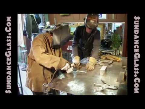 Metalworking Classes at Sundance Art Glass