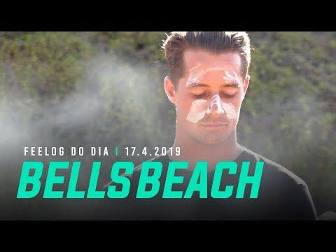 Feelog do Dia: Chegando em Bells Beach