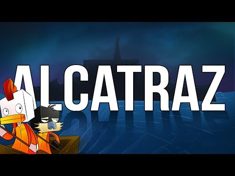 Minecraft   PRISON - THE ALCATRAZ ESCAPE!