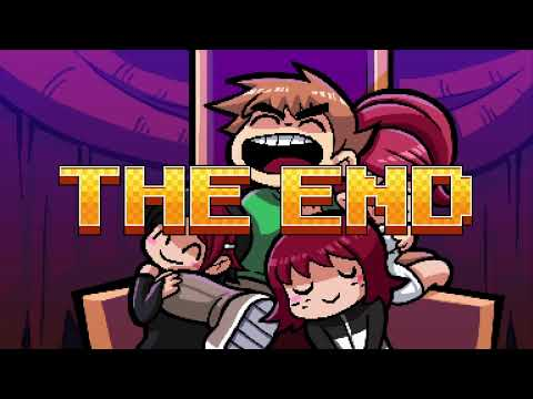 Scott Pilgrim vs. the World: The Game The Complete Edition Stage 7 COMPLETE (GRAND FINALE)  
