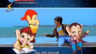 Vcd promo of my friend ganesha 2. voice over by murali meono