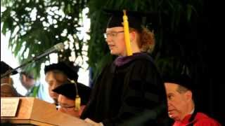 UCONN Law LL.M. Commencement Speaker 2012