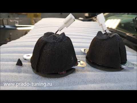 Комплексный тюнинг Прадо