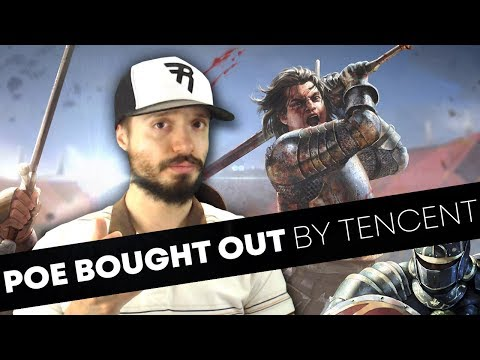 Why Path of Exile Players Are Freaking Out About Tencent Acquiring Grinding Gear Games,  and more...
