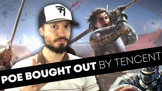 Tencent buys Path of Exile and Grinding Gear Games. TotalBiscuit le...