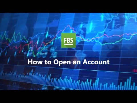 FBS Forex Account Registration