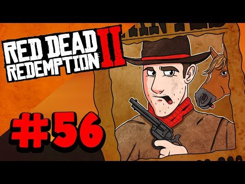 Sips Plays Red Dead Redemption 2 (16/11/18) #56 - No Witnesses