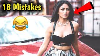 Mistakes In Badshah Bad Boy X Bad Girl Song Ft Mrunal Thakur Nikhita Gandhi