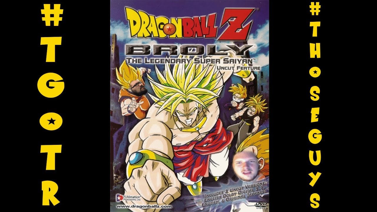 dragon ball z movie 8 broly the legendary super saiyan download