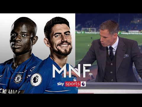 How Chelsea can get the best out of Kante and Jorginho! | Carragher & Ginola | MNF Mp3